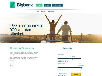 bigbank det enkla lanat screenshot