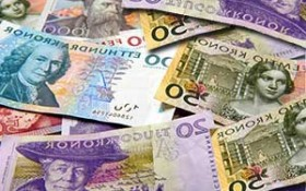 svenska sedlar